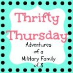 Thrifty Thursday: Great ideas f/school supplies and more!