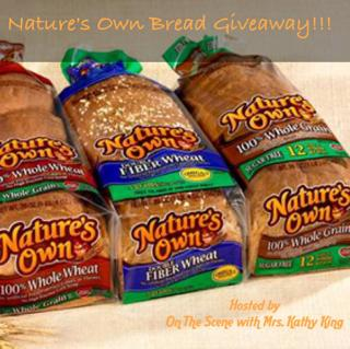 Nature's Own Bread Giveaway