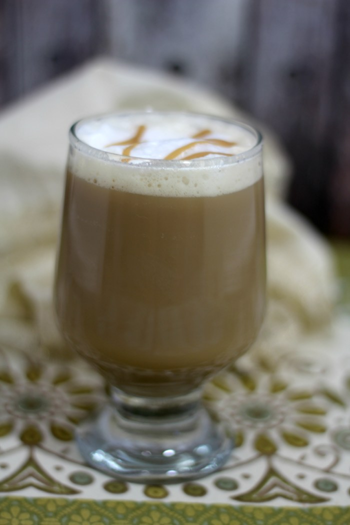 Copycat Starbucks Caramel Macchiato 6-1
