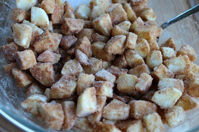 Mini Apple Lattice Pie Recipe