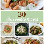 30 Slow Cooker Entrees