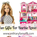 The 50+ Item Gift Guide for Barbie Lovers. Perfect for Holiday shopping and birthdays. Over 50 of the best Barbie gifts, Barbie gift guide, Barbie shopping ideas
