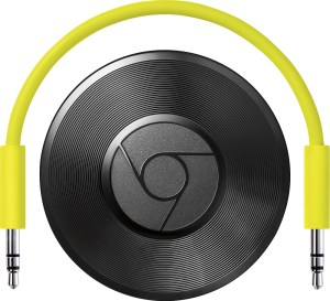 A Great New Tech Gadget: Google Chromecast Audio