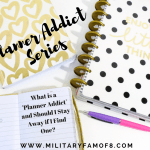 What is a 'Planner Addict' and Should I Stay Away if I Find One?