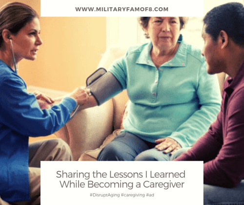 Sharing the Lessons I Learned While Becoming a Caregiver