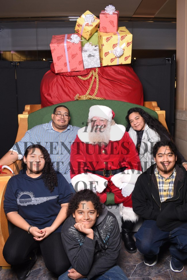 Visiting Santa- It's Never Too Late for a Great Tradition!