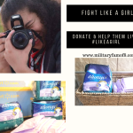 Fight like a girl- Donate & Help Them Live #LikeaGirl @Always is helping to #endperiodpoverty by donating to 50 teams across the US. Learn how you can help! smarturl.it/WalmartAlways
