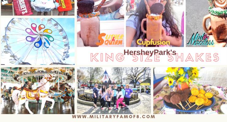 What New and Fun Things To Do & Eat in HersheyPark- Hershey, Pa.? Visiting Hershey Park and need ideas on what to do? Be ready for a #SweetWelcome. From the newest food creations to the upcoming newest ride, it's all here!
