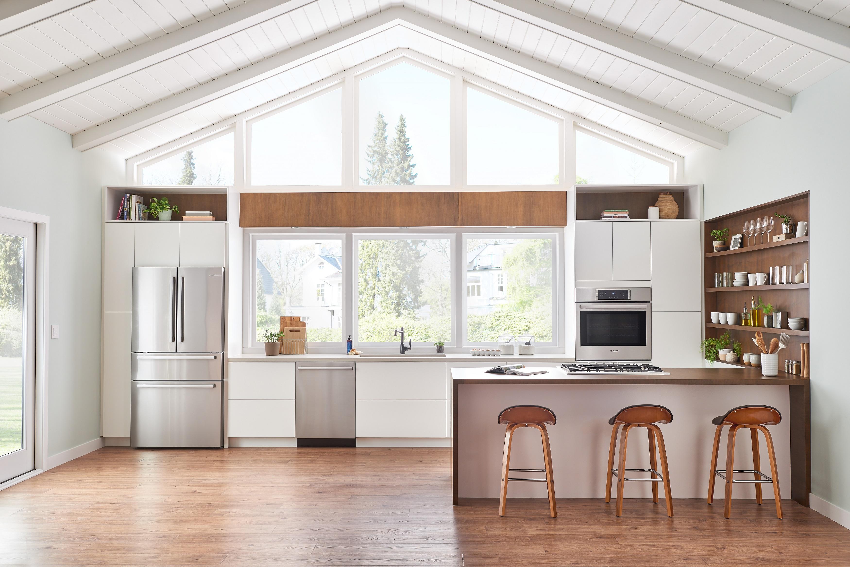 Fresh by Design.TM It's refrigeration, reinvented.