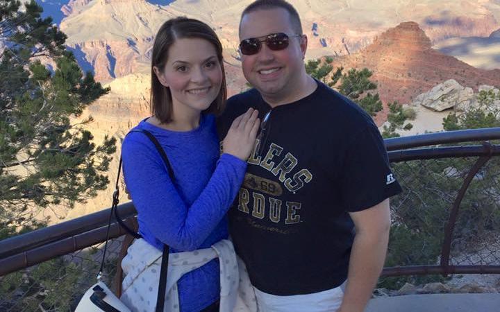 Daniel and Sarah - Grand Canyon