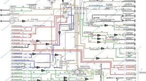Lightweight Land Rover Wiring Diagram pre Fog   The