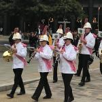 Marching Band Promotional Event