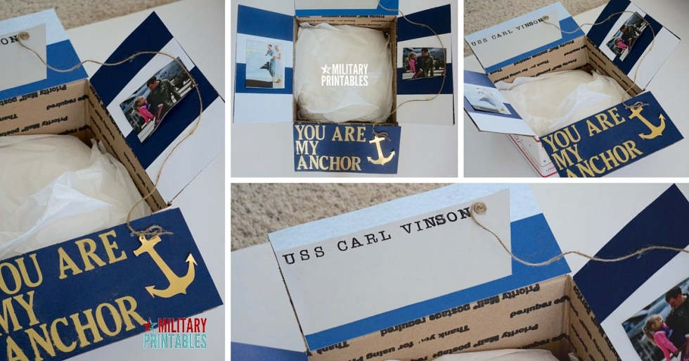 You Are My Anchor Care Package Facebook