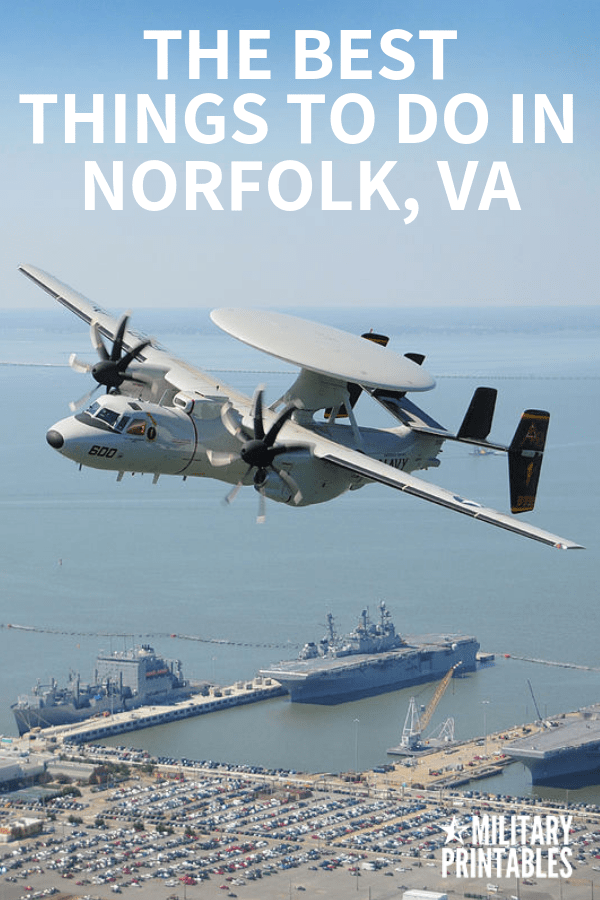 The best things to do on Norfolk, Virginia #military #militarylife #norfolk #pcs #virginia