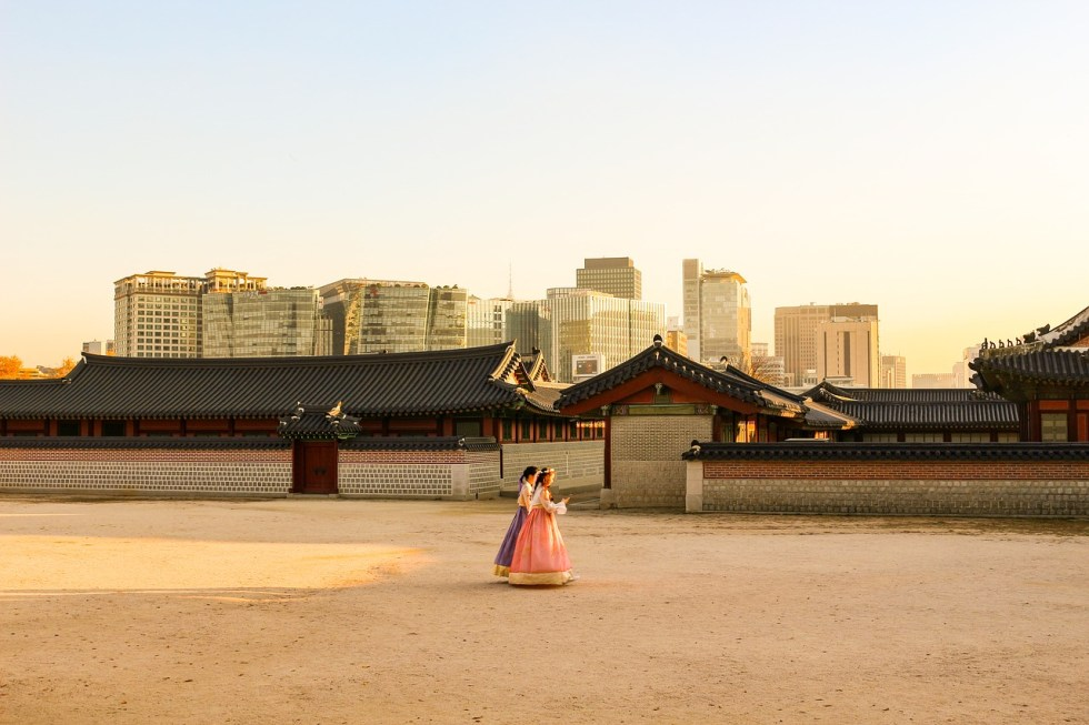 The Best Things To Do When Stationed At Yongsan Garrison in Seoul, South Korea