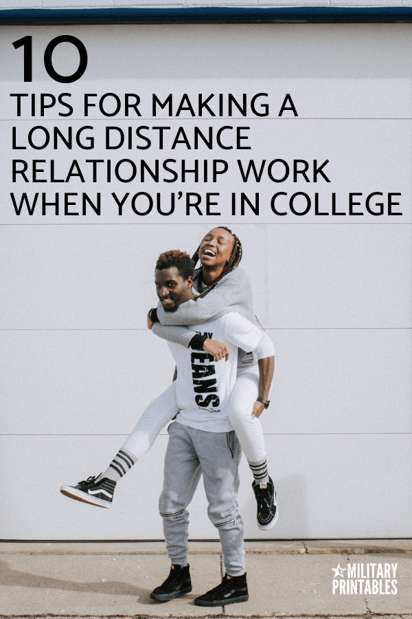 10 Tips For Making A Long Distance Relationship Work When You're In