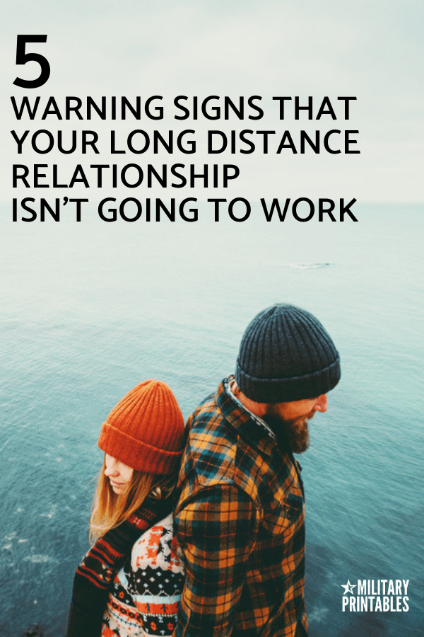 Warning Signs That Your Long Distance Relationship Isn't Going To Last, LDR Advice and tips #longdistance #longdistancelove #longdistancerelationship #ldr