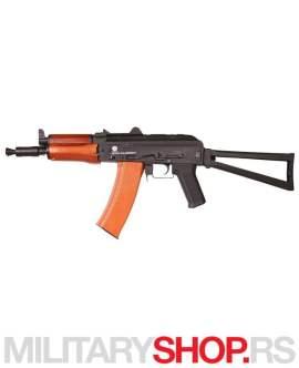 Airsoft AEG Kalašnjikov AKS 74 - replika puške