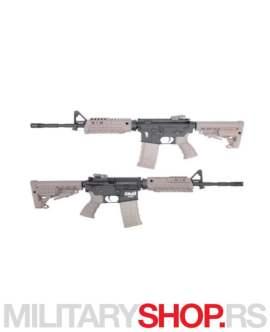 Replika puske AEG SL CAA M4 Karbin DE