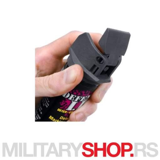 Sabre red biber sprej Defence ID sistem 3