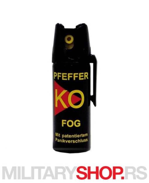 Euro Security Biber sprej Defence Fog 50 ml