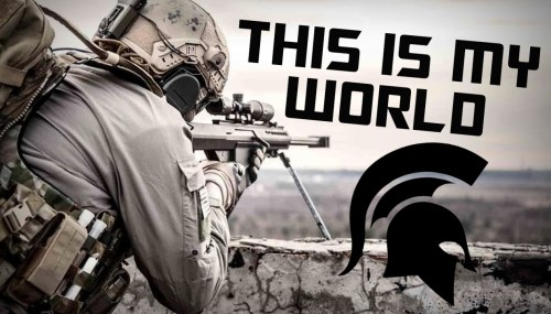"""A Military Tribute – """"This Is My World"""" 