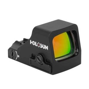 Holosun 407K-X2 Pistol Red Dot Sight