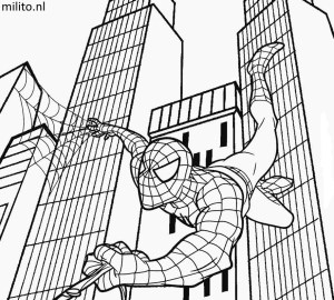 Spiderman-3-Coloring-Pages