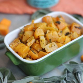 Sage Roasted Butternut Squashåç