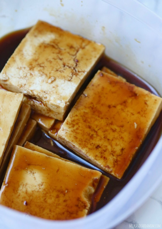 Korean BBQ Tofu Bao