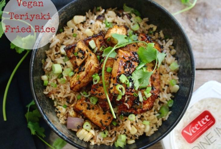 Vegan Teriyaki Fried Rice