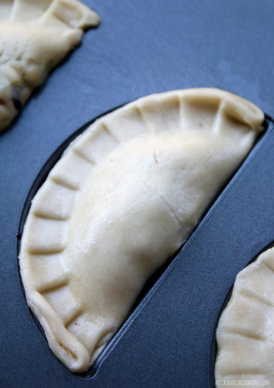 Blueberry Plum Pumpkin Spice Hand Pies