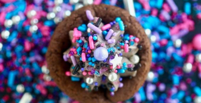 Chocolate Espresso Cookie Cups