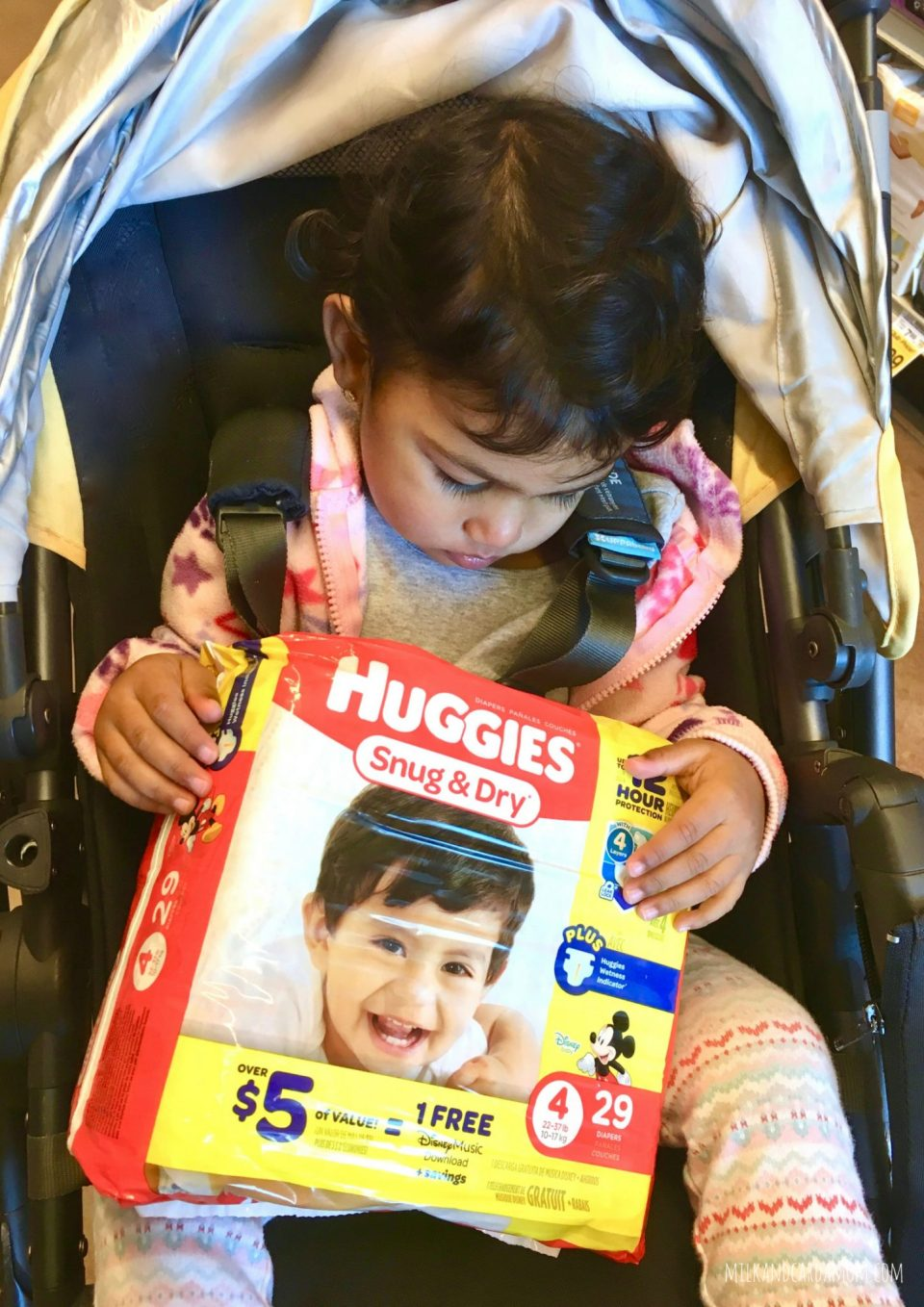 Huddle Up with Huggies and San Francisco 49ers!