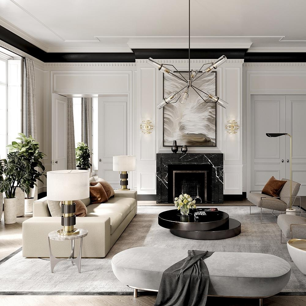 13 exquisite living room chandelier ideas ylighting ideas