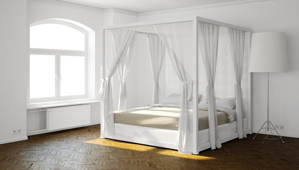 15 canopy bed curtains that might suit your fancy reverb sf