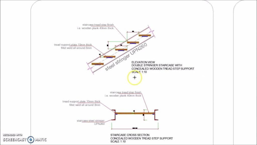 different types of steel stairs tread steps details