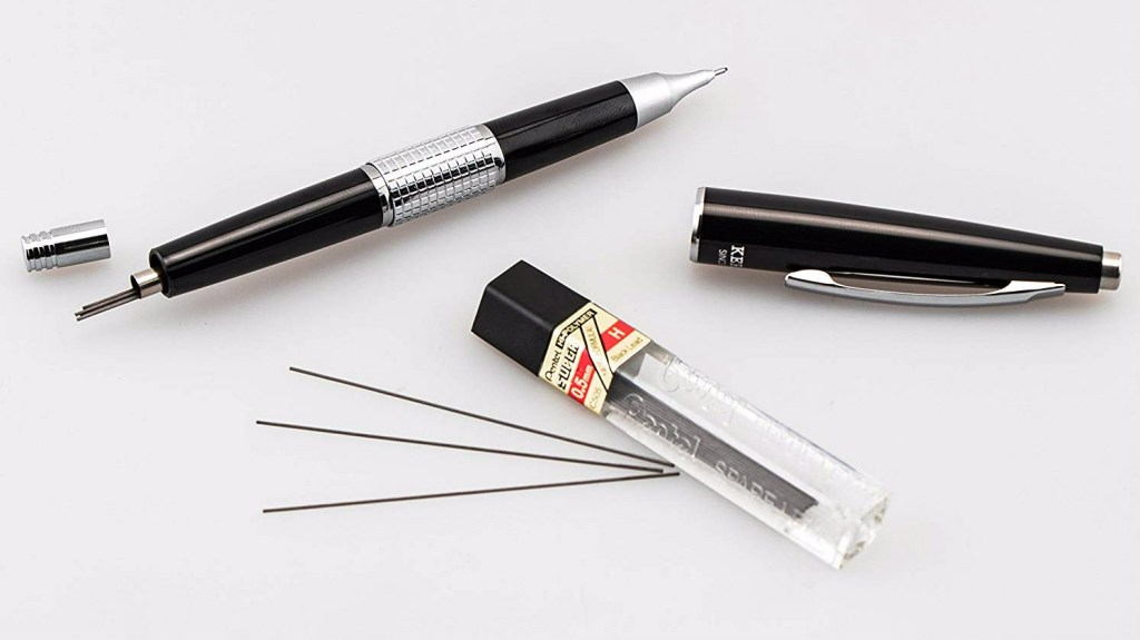 the best mechanical pencils for artists and designers