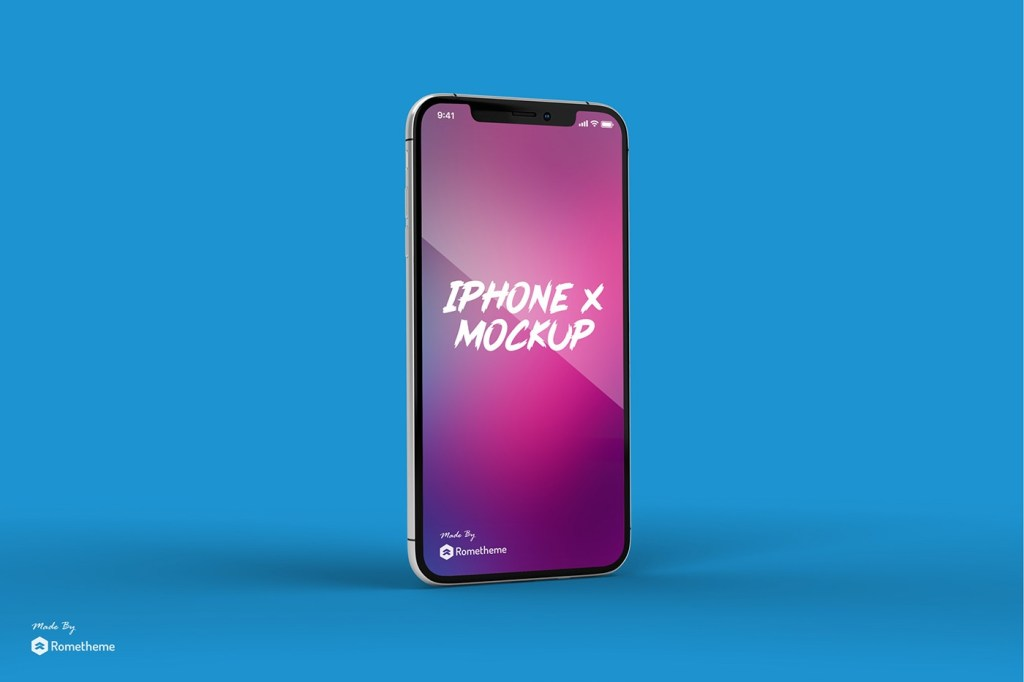 free iphone x mockup for photoshop psd on behance