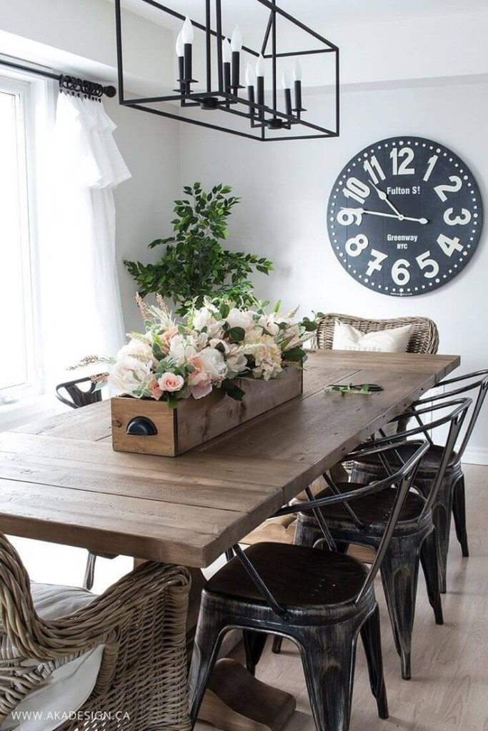 fresh beautiful centerpieces for dining room tables 16818