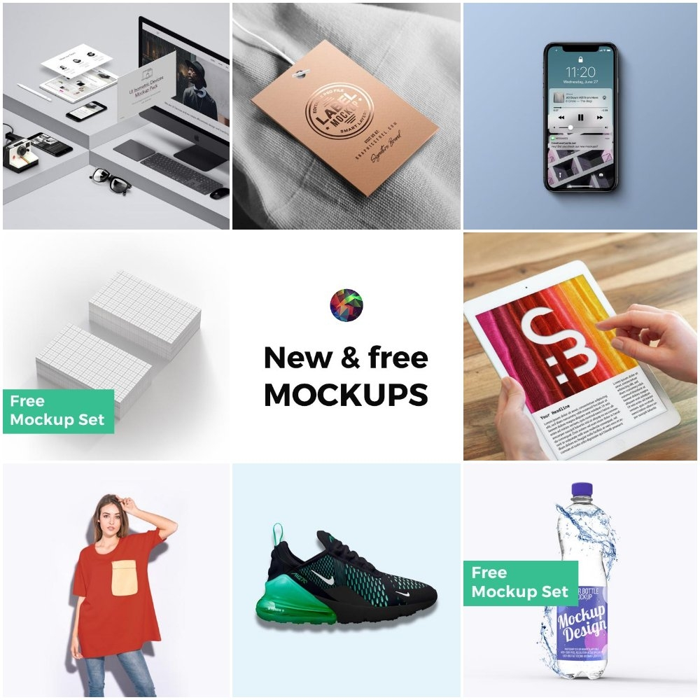 mockup world on twitter devices clothes beverages and a