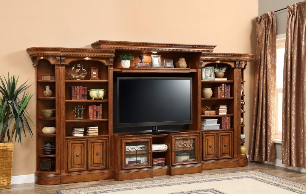 the huntington 6 piece expandable wall for up to 72 tv