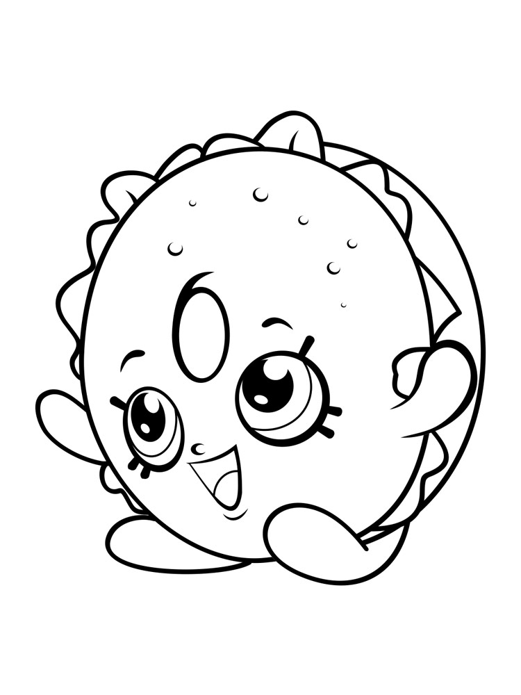 Dory And Squishy Coloring Pages