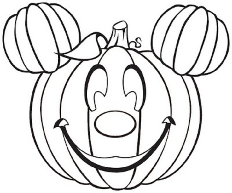 October Coloring Pages For Adults