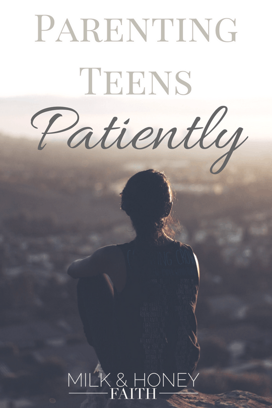 Parenting teens is no easy matter. In fact it's one of the most difficult stages we go through as parents. Learn how to navigate this challenging stage by letting God lead the way.