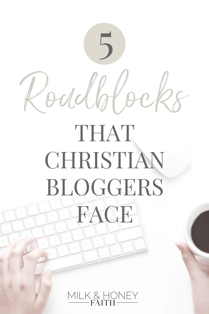 Learn how to navigate the challenges of Christian Blogging on Milk & Honey Faith Blog. Get access to helpful resources for your blogging journey.