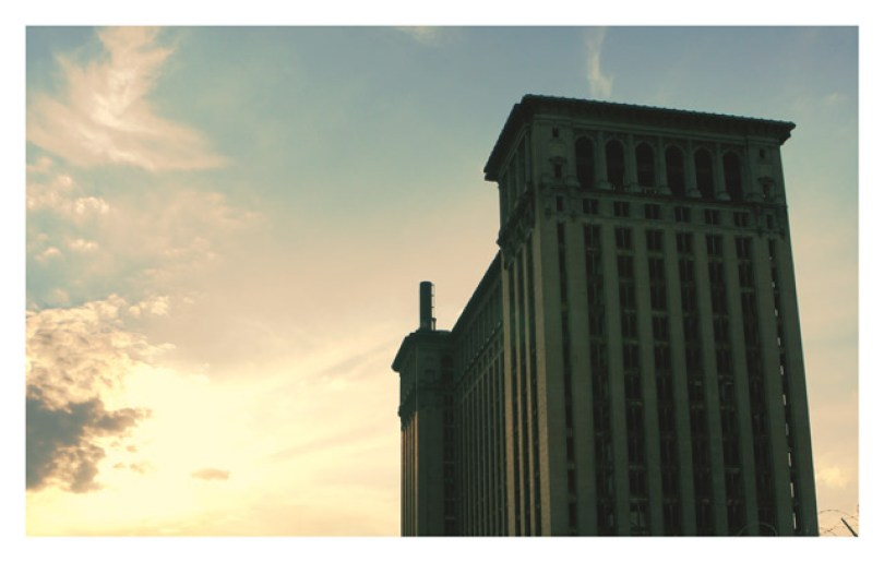 detroit-313-train-station-sunset