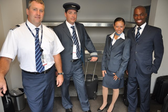 Porter-Airlines-Staff