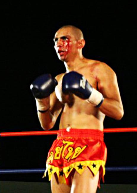Carlos Navarro fighter