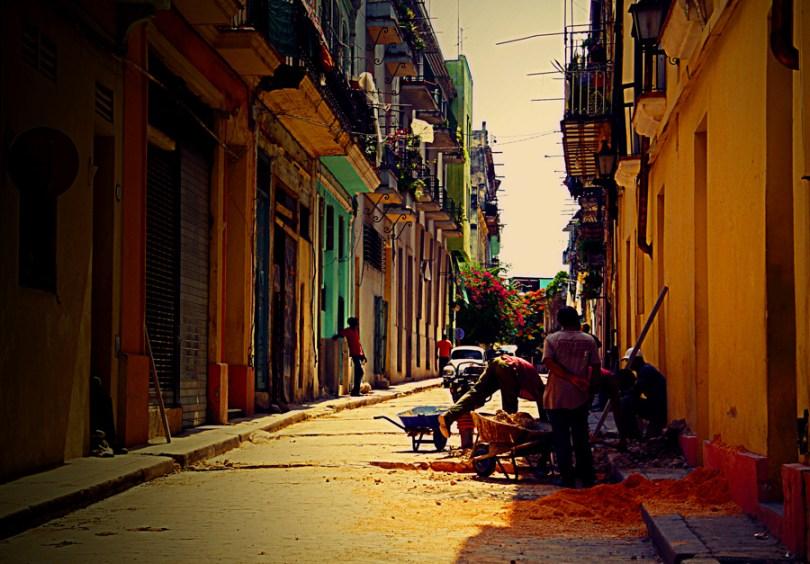 Havana-Workers